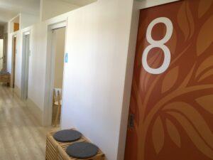 8、7、6、5番診察室